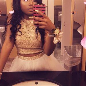 Last year prom dress